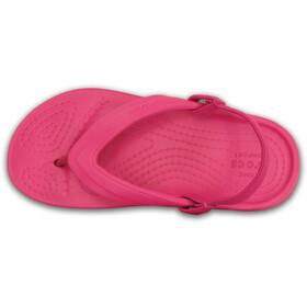Crocs Classic Sandales Enfant, candy pink